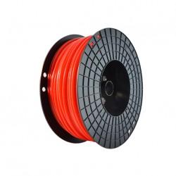 LLDPE tubing OD tube - ID tube 10mm - 7mm x 150m(492FT) Red