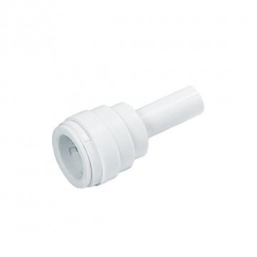 """Riduzione piccolo grande Ø tubo - Ø codolo 1/2"""" x 3/8"""""""
