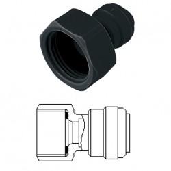 Female adaptor OD Tube - BSP thread 6MM x 3/4