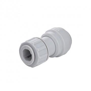 "Intermedio diritto Ø tubo - Ø tubo power (Singolo) 3/8"" x 1/4"""