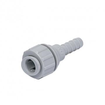 "Raccordo portagomma Ø tubo power - Ø interno tubo 3/8"" x 1/4"""