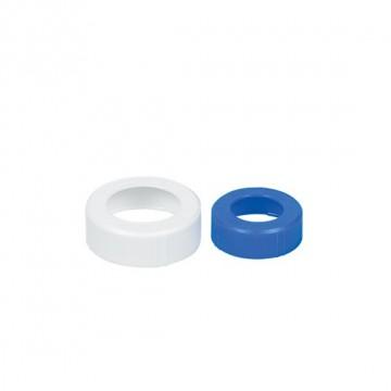 """Copricolletto Ø tubo 3/8"""" Blu"""
