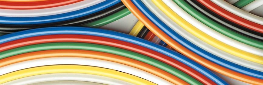 Metric size LLDPE tubing OD tube - ID tube