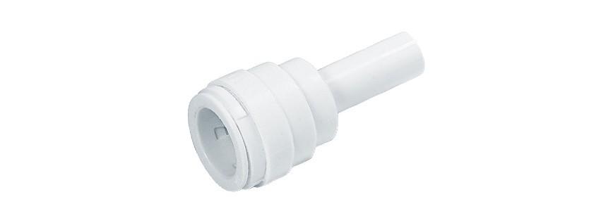 EL/W Riduzione piccolo grande Ø tubo - Ø codolo